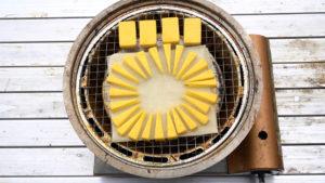 スモークチーズの作り方