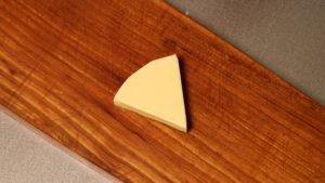 6pチーズを燻製