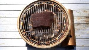 牛肉冷燻製