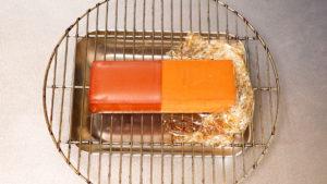 燻製チーズ完成