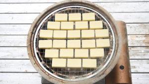 スモークチーズ作り