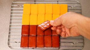 スモークチーズ完成