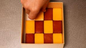 スモークチーズ箱詰め