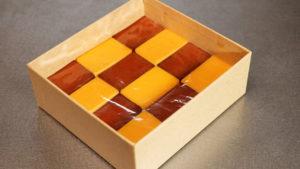 プレゼント用燻製チーズ