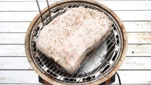 猪バラ肉燻製