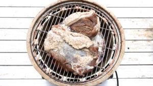 猪肉ベーコン燻製