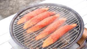 カニカマ燻製レシピ