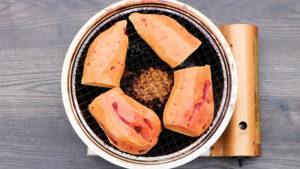 さつま芋の燻製さつま芋チップス