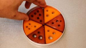 エメンタールチーズ風燻製