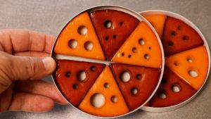 穴あき6P燻製チーズ