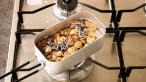 アサリの燻製炊き込みご飯の作り方