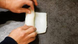 冷凍イカ燻製レシピ